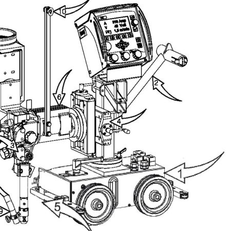 Автоматический сварочный аппарат «Флагман»